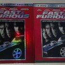 Fast Furious (DVD, 2009, Special Edition) Paul Waker Van Diesel