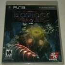 BioShock 2 (Sony PlayStation 3, 2010) PS3 CIB CIP Complete Tested