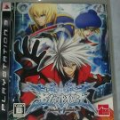 BlazBlue: Calamity Trigger (PlayStation 3, 2009) Japanese Version PS3 USA Seller
