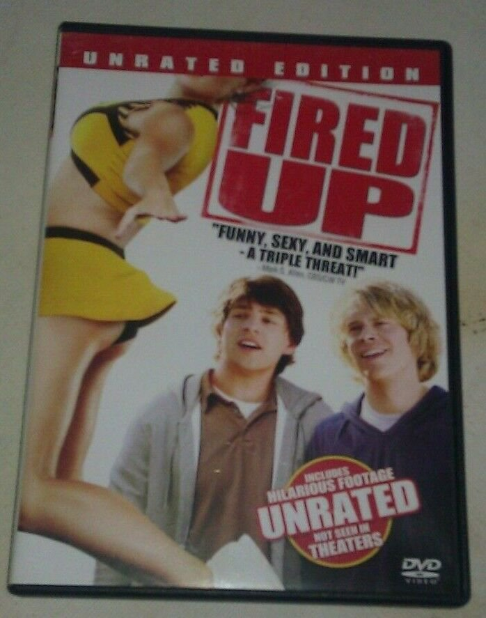 Fired Up (DVD, 2009, Unrated)
