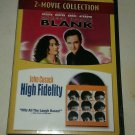 Grosse Pointe Blank/ High Fidelity (DVD, 2007, 2-Movie Collection) John Cusack