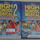 High School Musical 2 (DVD, 2007, Extended Edition)