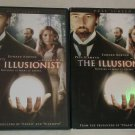 Illusionist (DVD, 2007, Pan Scan) Paul Giamatti, Edward Norton, Jessica Biel