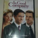 In Good Company (DVD, 2005, Full Frame) Dennis Quaid Scarlett Johansson