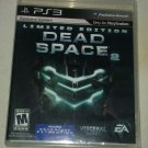 Dead Space 2 Limited Edition (Sony PlayStation 3, 2011) PS3 CIB Complete Tested