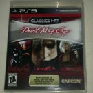 Devil May Cry HD Collection (Sony PlayStation 3, 2012) PS3 Complete CIB Tested