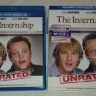Internship (Blu-ray/DVD, 2013, 2-Disc Set, Includes Digital Copy)