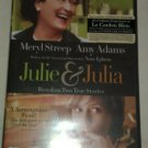Julie Julia (DVD, 2009) Maryl Streep Amy Adams FACTORY SEALED