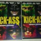 Kick-Ass (DVD, 2010) Aaron Johnson / Chloe Grace Mortez / Nicholas Cage