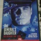 Generals Daughter (DVD, 1999, Widescreen Collection) John Travolta