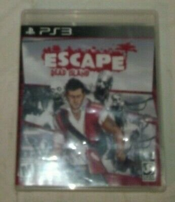 Escape Dead Island (Sony PlayStation 3, 2014) PS3