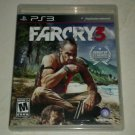 Far Cry 3 (Sony PlayStation 3, 2012) PS3 Complete CIP CIB Tested