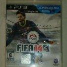 FIFA 14 Soccer (Sony PlayStation 3, 2013) PS3