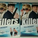 Killers (DVD, 2010) Katherine Neigl Ashton Kutcher