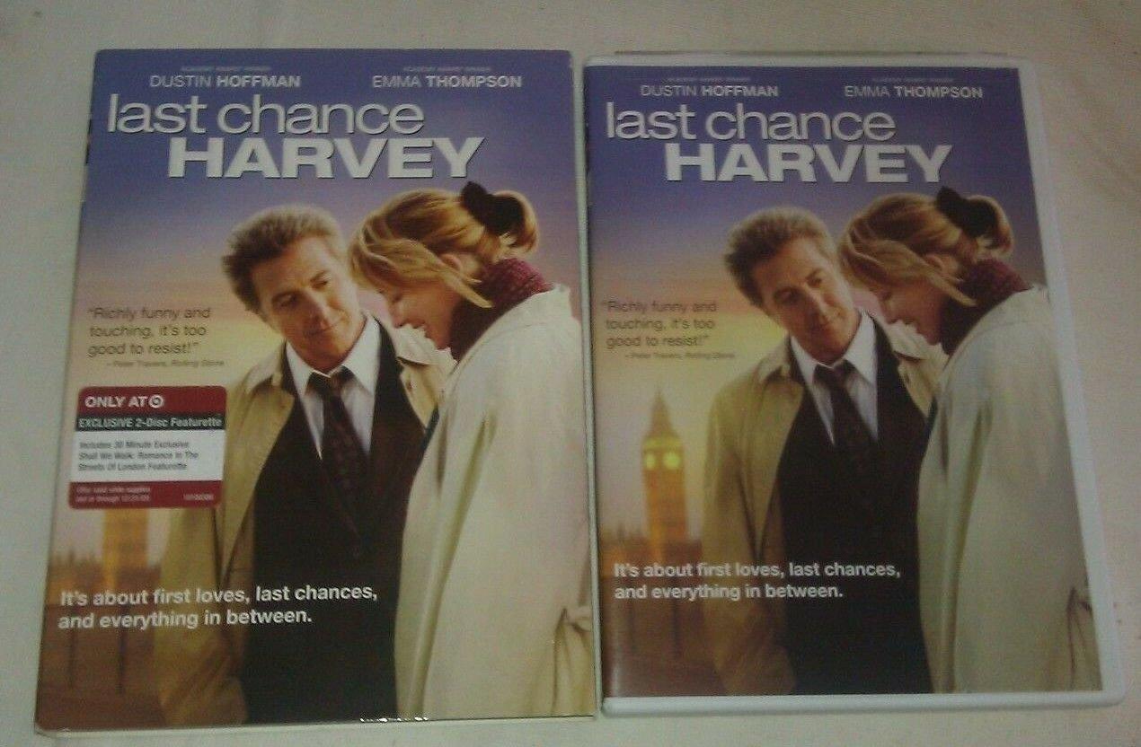 Last Chance Harvey/Mad Money (DVD, 2-Disc Set, Retail Exclusive) Dennis Hoffman