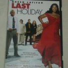 Last Holiday (DVD, 2006, Full Screen Edition ) Queen Latifah