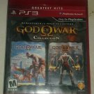 God of War Origins Collection Greatest Hits (Sony PlayStation 3 2011) PS3 Tested