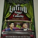 Latino Kings of Comedy - Vol. 2 (DVD, 2006) George Lopez