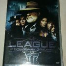 League of Extraordinary Gentlemen (DVD, 2003, Widescreen) Sean Connery