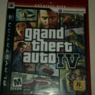 Grand Theft Auto IV Greatest Hits (PlayStation 3, 2008) Tested PS3