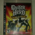 Guitar Hero: World Tour (Sony PlayStation 3, 2008) PS3