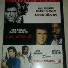 Lethal Weapon 1/Lethal Weapon 2 + 3 (DVD, 2006, 2-Disc Set) Triple Feature