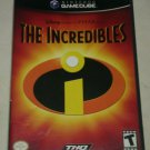 Incredibles (Nintendo GameCube, 2004) Complete W/ Manual CIB Tested