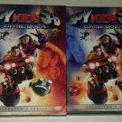 Spy Kids 3: Game Over Collectors Edition (DVD, 2004, both 2-D and 3-D Versions)
