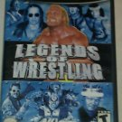 Legends of Wrestling (Nintendo GameCube, 2002) Complete W/ Manual CIB Tested