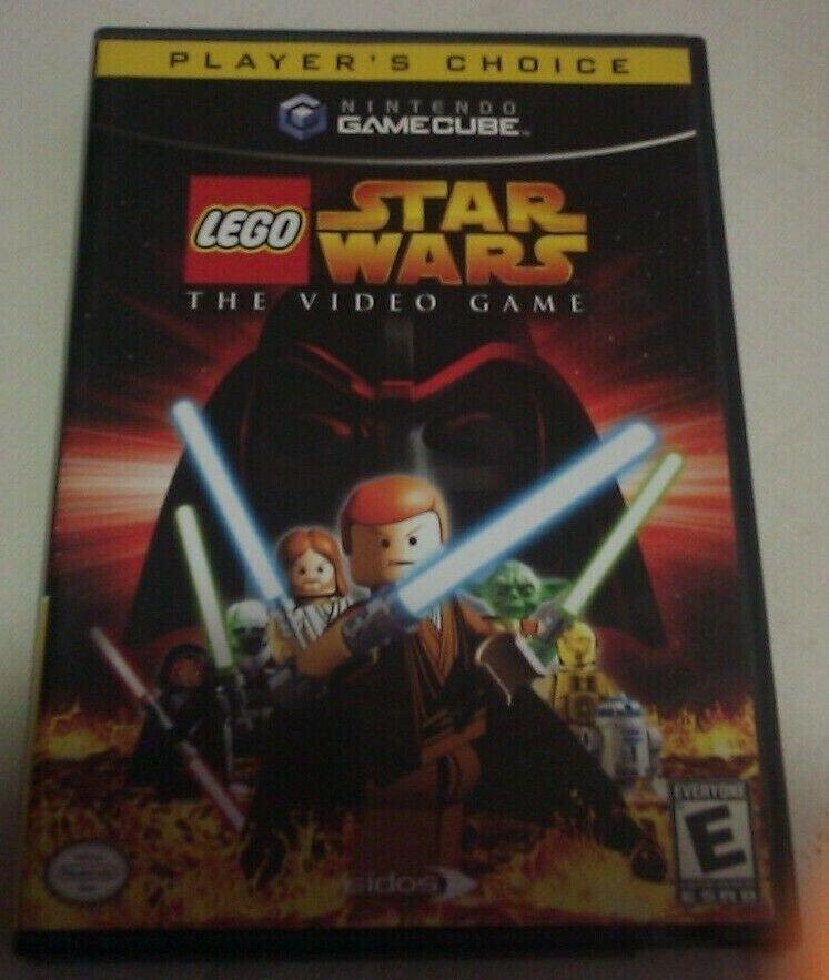 LEGO Star Wars: The Video Game Player's Choice (Nintendo GameCube, 2006) CIB
