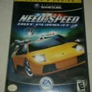 Need for Speed: Hot Pursuit 2 (Nintendo GameCube, 2002) PC W/ Manual CIB Tested