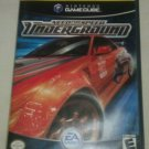 Need for Speed: Underground (Nintendo GameCube, 2003) Players Choice CIB Tested
