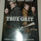 True Grit (DVD, 2011) Jeff Bridges Matt Damon Josh Brolin