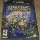 Starfox Adventures (Nintendo GameCube, 2002) Complete W/ Manual CIB Tested