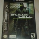 Tom Clancy's Splinter Cell (Nintendo GameCube, 2002) CIB Complete Tested