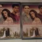 Twilight Saga: Breaking Dawn - Part 1 (DVD, 2012, 2-Disc Set)