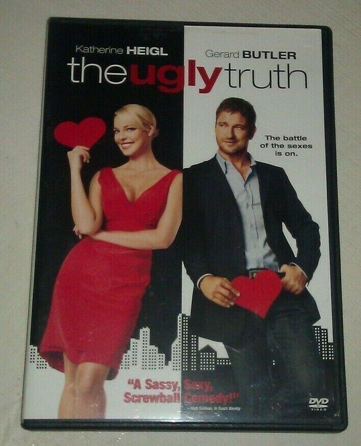Ugly Truth (DVD, 2009) Katherine Heigl