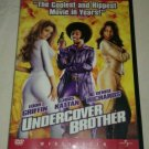 Undercover Brother (DVD, 2003, Widescreen) Eddie Griffen Denise Richards
