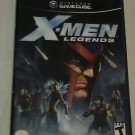 X-Men Legends (Nintendo GameCube, 2004) Complete CIB With Manual Tested