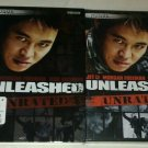 Unleashed (DVD, 2005, Unrated) Factory Sealed Jet Li Morgan Freeman