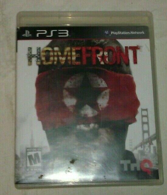 Homefront (Sony PlayStation 3, 2011) PS3
