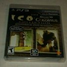 Ico & Shadow of the Colossus Collection (Sony PlayStation 3) PS3 Complete Tested