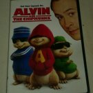 Alvin and the Chipmunks (DVD, 2008, Movie Cash Dual Side)