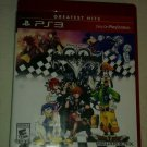 Kingdom Hearts HD 1.5 ReMIX Greatest Hits (Sony PlayStation 3, 2013) CIB PS3