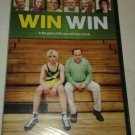 Win Win (DVD, 2011) Factory Sealed