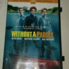 Without A Paddle (DVD, 2005, Full Frame) Seth Green
