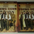 Young Guns (DVD, 2003, Special Edition) Emillo Estevez Kiefer Sutherland
