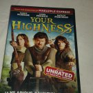 Your Highness (DVD, 2011) James Franco Natalie Portman