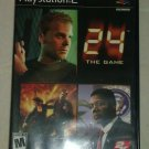 24: The Game (Sony PlayStation 2, 2006) PS2 CIB Complete
