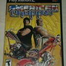 American Chopper (Sony PlayStation 2, 2004) PS2 Tested